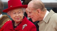 Karalienė ir princas Philipas (nuotr. SCANPIX)