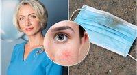 A. Dumbliauskienė papasakojo apie veido priežiūrą žiemą (nuotr. Shutterstock.com)