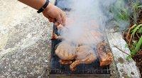 Mėsos kepimas ant grotelių  (nuotr. Shutterstock.com)