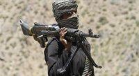 Afganistano kovotojas (nuotr. SCANPIX)