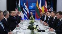 NATO viršūnių susitikimas Londone (nuotr. SCANPIX)
