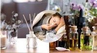 Įspėjo mėgstančius namų kvapus: gali sukelti rimtų pasekmių (nuotr. Shutterstock.com)