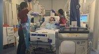 """Vyras išbuvo """"miręs"""" 21 minutę: istorija nustebino net medikus (nuotr. stop kadras)"""