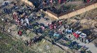 Irane nukritusio lėktuvo aukos: paskelbtas žuvusiųjų tautybių sąrašas (nuotr. SCANPIX)