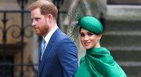 Princas Harry ir Meghan Markle (nuotr. SCANPIX)