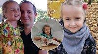 Jaudinanti kauniečių istorija: tėtis išgelbėjo dukrai gyvybę paaukojęs dalelę savęs (nuotr. asm. archyvo)