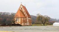 Zapyškio bažnyčia (Teodoras Biliūnas/Fotobankas)