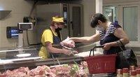 Lietuvai grasina infliacija: brangs maisto produktai ir paslaugos (nuotr. stop kadras)