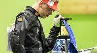 Europos šaudymo čempionate lietuvaiams nepavyko iškovoti olimpinių kelialapių. (nuotr. Vytauto Dranginio)