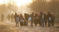 Kyla grėsmė Europos be sienų politikai: Turkija gąsdina Europą milijonais pabėgėlių  (nuotr. SCANPIX)