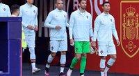 Portugalijos futbolo rinktinė (nuotr. SCANPIX)