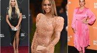 Khloe Kardashian, Beyonce, Dascha Polanco  (tv3.lt fotomontažas)
