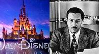 Waltas Disney (nuotr. SCANPIX)