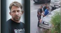 SEL – ir vėl nemalonumai su policija: neišvengė areštinės (tv3.lt koliažas)