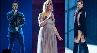 """Pirmoji """"Eurovizijos"""" atranka (nuotr. Eimanto Genio)"""