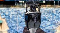 Euro 2020 trofėjus. (nuotr. SCANPIX)