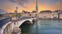 Šveicarija  (nuotr. 123rf.com)