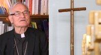 Panevėžio vyskupas Kauneckas Stambulo konvencijoje įžvelgia šėtoną: gegužės 15 d. melsimės (tv3.lt koliažas)