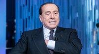 Buvęs Italijos premjeras Silvio Berlusconis (nuotr. SCANPIX)