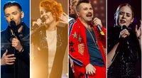 """2-asis """"Eurovizijos"""" nacionalinės atrankos pusfinalis (tv3.lt fotomontažas)"""