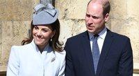 Kate Middleton ir princas William (nuotr. SCANPIX)