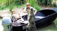 Steve Irwin (nuotr. SCANPIX)