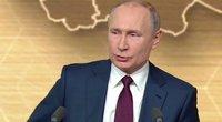 V. Putinas (nuotr. stop kadras)