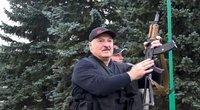 Seimo pirmininkė: Baltarusija tampa kalėjimu (nuotr. SCANPIX)