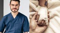 Gydytojas B. Jonuška įspėja apie klastingą vaikų ligą  (tv3.lt fotomontažas)
