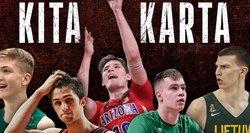"""""""Kita karta"""". Žinomi veidai, NBA lygio talentai ir Lekavičiaus kopija"""