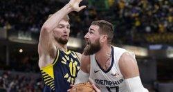 Perkopus NBA pusiaukėlę – ar lietuvių klubai pagriebs atkrintamųjų bilietus?