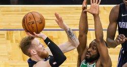 Vasarą Lietuvoje laukiamas Brazdeikis – krepšinio rinktinei reikalingas talentas su viena rizika