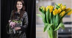 Nepamirškite savaitgalio didžiosios šventės: atskleidė, kokias gėles verta rinktis