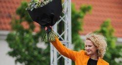 Armonaitė dar kartą išrinkta partijos pirmininke: konkurencijos nebuvo