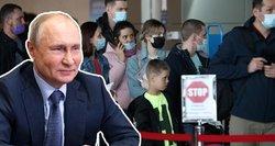 Ką nutyli Kremlius: nebylus rusų atsakas į Putino veiksmus