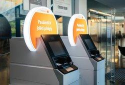 """Nenustebkite prie """"Swedbank"""" bankomato pamatę neįprastą vaizdą"""