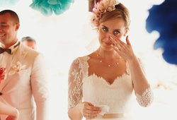Jaunavedžių elgesys vestuvėse pribloškė viešnią: iš šventės bėgo neatsisukdama
