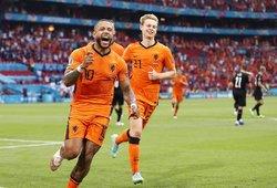 Nyderlandai toliau neklumpa – užsitikrino vietą Euro 2020 aštuntfinalyje