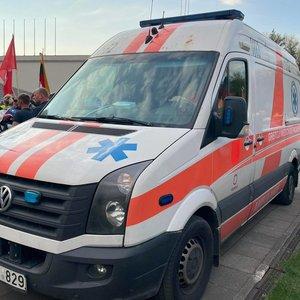 Kilus gaisrui Vilniuje skubiai įspėja gyventojus: pasakė, ką daryti