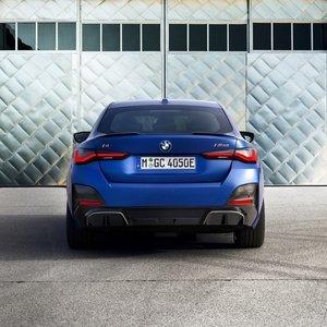 BMW parodė pirmąjį M serijos elektromobilį
