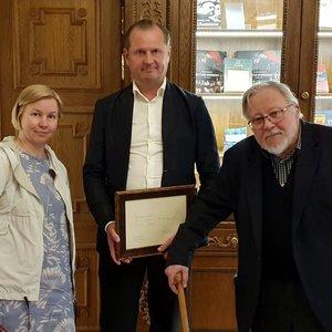 Valstybės istorinis centras – Ilzenberge?