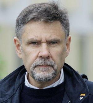 """Vidmantas Martikonis - V. Martikonis mano, kad jį šmeižia """"Rubikonas"""" ir A. Zuokas (nuotr. Elta) (nuotr. Balsas.lt)"""
