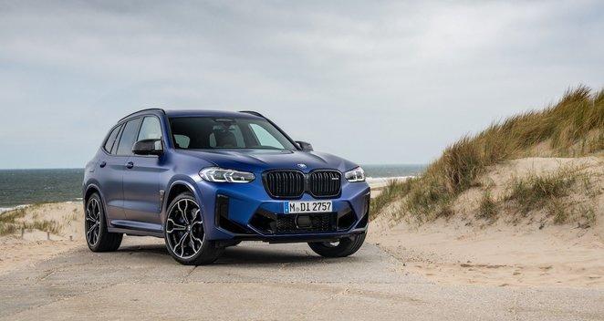 BMW atnaujino populiarius automobilių modelius