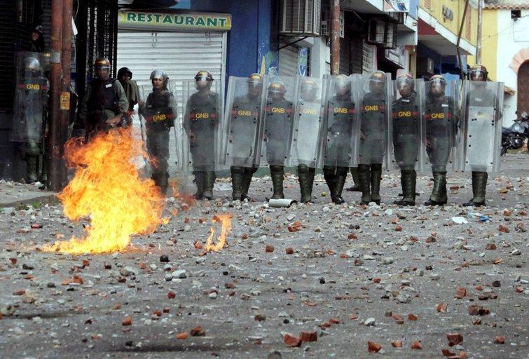 Perversmas Venesueloje: svarbiausia, ką reikia žinoti (nuotr. SCANPIX)