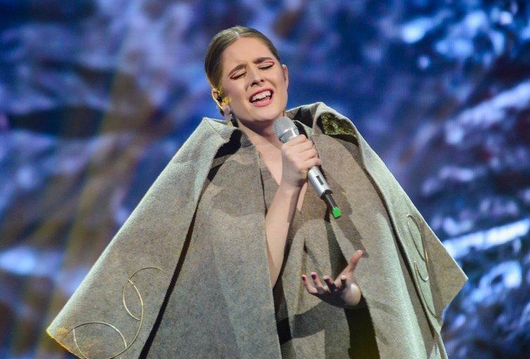 """Ketvirtasis nacionalinės """"Eurovizijos"""" filmavimas (nuotr. Eimanto Genio)"""