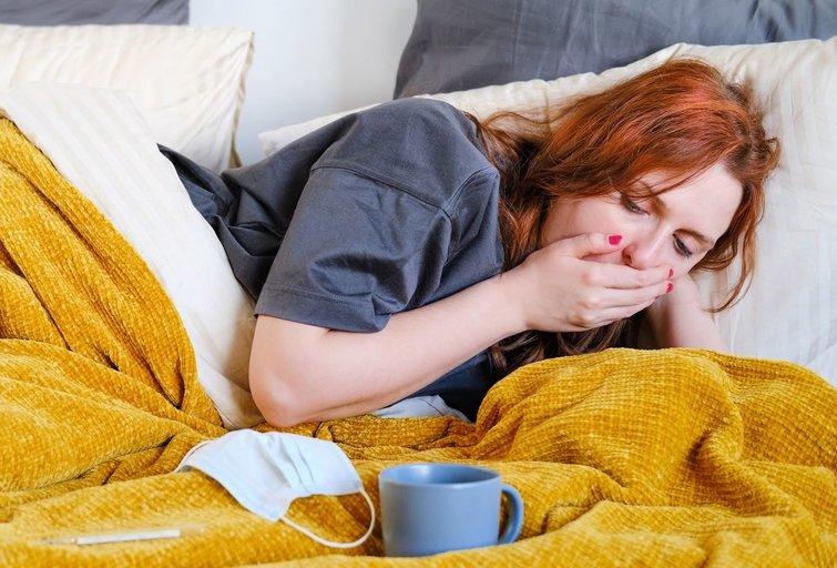 Šalčio jausmas  (nuotr. 123rf.com)