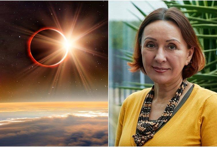 Saulės užtemimas (nuotr. Shutterstock.com)