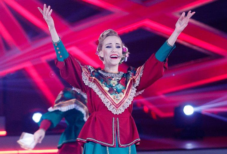 Agnieška Olševska (nuotr. Tv3.lt/Ruslano Kondratjevo)