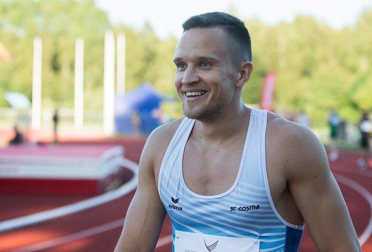 Gediminas Truskauskas.  (nuotr. Alfredo Pliadžio)