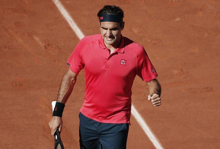 R. Federeris. (nuotr. SCANPIX)